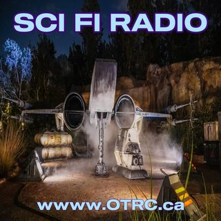 Sci Fi Radio - Dark Benediction (Part 1)