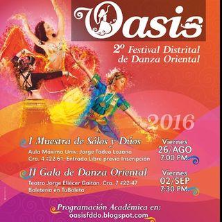 Invitados todos al Festival de Danza Oriental