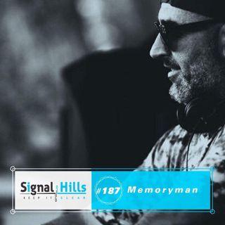 Signal Hills #187 Memoryman