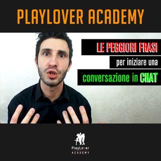 64 - Le peggiori frasi per iniziare una conversazione in chat
