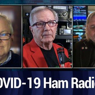 COVID-19 Ham Radio Nets | TWiT Bits