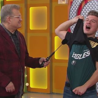 It's Mike Jones: Brian Spencer's Big Day on The Price Is Right