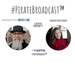 Catch Cathy Nesbitt on the #PirateBroadcast™