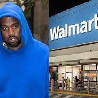 WTF!! News! Kanye West Versus Wal-Mart!? Episode 170 - Shizzy's Lit Podcast
