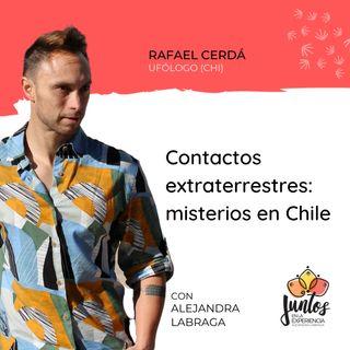 Ep. 062 - Contactos extraterrestres con Rafael Cerda Guzmán