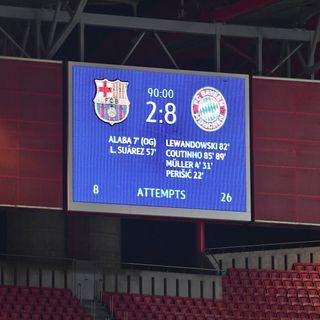 Ep. 141 parte B (Bayern vs. Barça, City vs. Lione e Di Francesco al Cagliari)