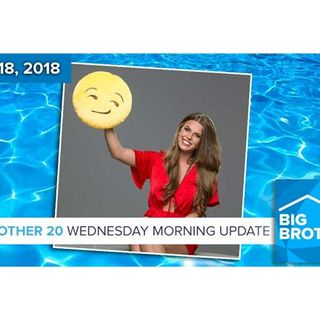 BB20 | Wednesday Morning Live Feeds Update July 18