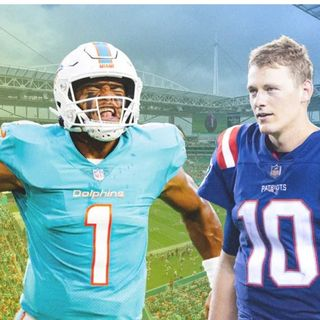 Episode 16 - Beantown Sports Wolfcast Patriots season opening preview hosting the Miami Dolphins