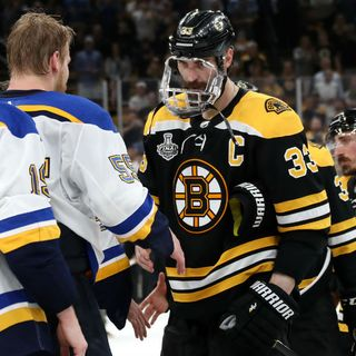 Bruins Devastated After Losing Stanley Cup Final