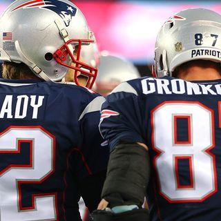 Patriots'Rob Gronkowski Still Inspired By Tom Brady