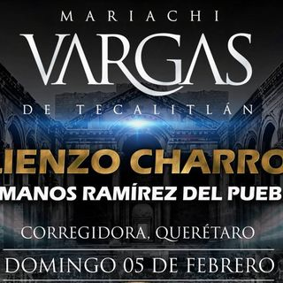 Spot Charreada de Gala con el Mariachi Vargas de Tecalitlán