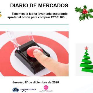 DIARIO DE MERCADOS Jueves 17 Dic