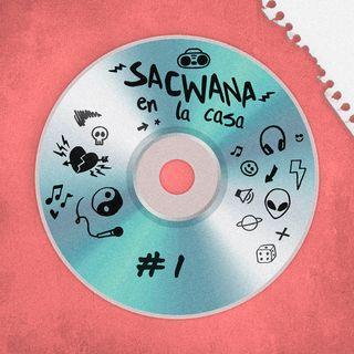 Sacwana En La Casa @ Vol. 1 Reggaeton