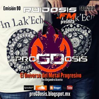 proGDosis 90 - 14jul2018 - In Lak'Ech