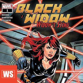 Black Widows : Widows Sting #1 : Marvel Comics Round Up Weird Science