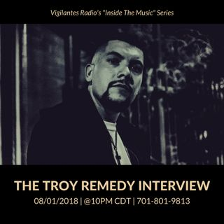 The Troy Remedy Interview.
