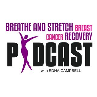 Episode 17:  The Strong Woman-How She Helps, and Hinders Breast Cancer Recovery.