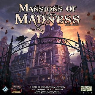 Out of the Dust Ep65 - Mansions of Madness, On the Underground, and History of the World