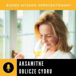 #14 AKSAMITNE OBLICZE CYDRU - Iwoba Rybacka
