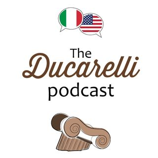 The Ducarelli Podcast ArtLit Fusion Franco Costabile Noi Dobbiamo Deciderci Ines Sirianni