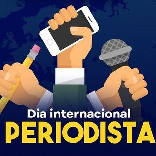 Nos unimos al  Dia Internacional del Periodista