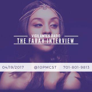 The Farah Interview.
