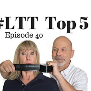 51: #LTT - Listen To This with Cliff & Sharon Top 5  Episode 40 - Do men really fake it?