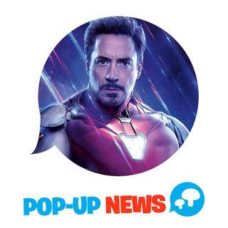 Avengers Endgame: Downey Jr. proposto agli Oscar da Disney! - POP-UP NEWS