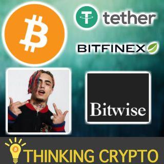 BITCOIN DUMP Tether - GSR Bitcoin Hedging - Lil pump Bitcoin - Bitwise Nasdaq Crypto Index - Ripple SBI CEO