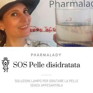 SOS pelle disidratata