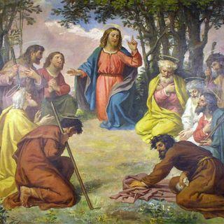 I dodici Apostoli (Mc 3,13-19) VENERDI' 24 GENNAIO