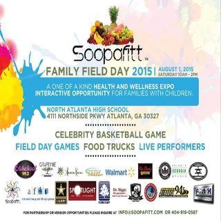 HoH Live Soopafitt Family Field Day ATLANTA