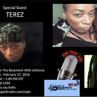 Terez on Brunch In The Basement With JaVonne