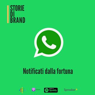 WHATSAPP | Notificati dalla fortuna