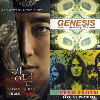 Un rayo en el cielo - Episodio 2: Kingdom, Genesis y Pink Floyd.