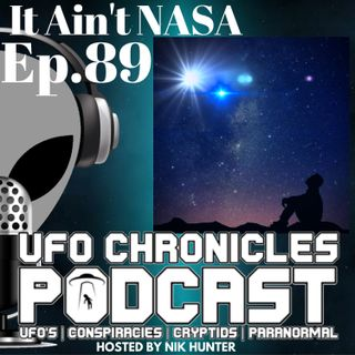 Ep.89 It Ain't NASA