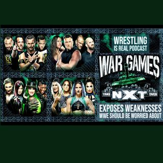 NXT TakeOver: War Games Exposes Weaknesses WWE Should Be Worried About KOP120720-578