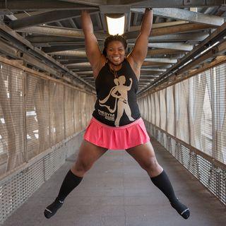 "Latoya Shauntay Snell AKA ""Running Fat Chef"""