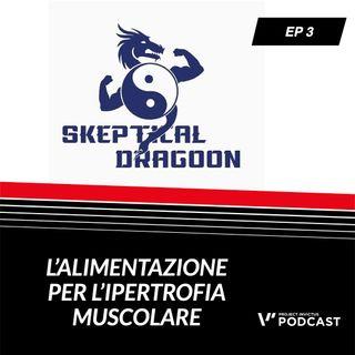 Invictus podcast ep. 3 - Domenico Aversano - L'alimentazione per l'ipertrofia muscolare