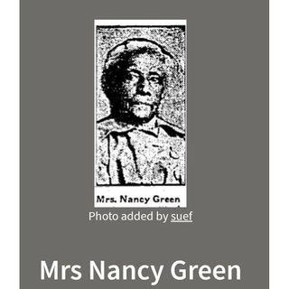 Nancy Green  - The Original Aunt Jemima: 619-768-2945