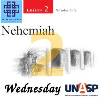 Sabbath School Oct-9 Wednesday