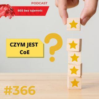 #366 Back to basics czyli czym jest CoE