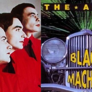 Kraftwerk vs Black Machine - Gee musique non stop