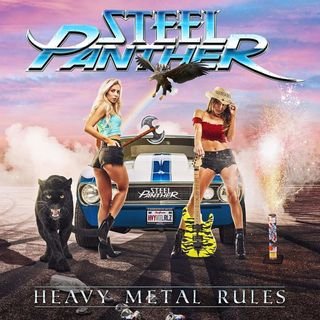 Metal Hammer of Doom: Steel Panther: Heavy Metal Rules Review