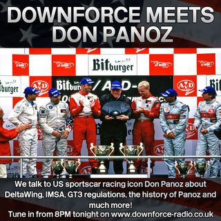 Downforce Meets...Don Panoz