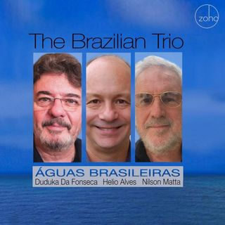 The Brazilian Trio - Águas Brasileiras