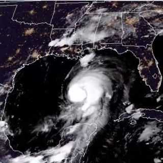 El huracán Laura, amenaza costas de Estados Unidos