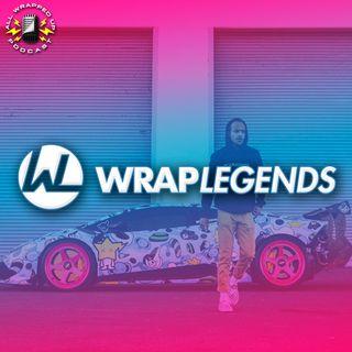 William Brice from Wrap Legends
