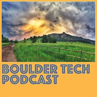 Episode 050: Eric Horner, Assistant Dean of Research & Innovation, CU-Boulder