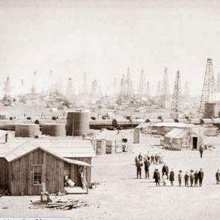 151 - The Oil Boomtowns of Texas